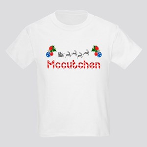 Mccutchen, Christmas Kids Light T-Shirt